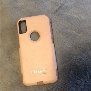 Accessories - iphone x otterbox case